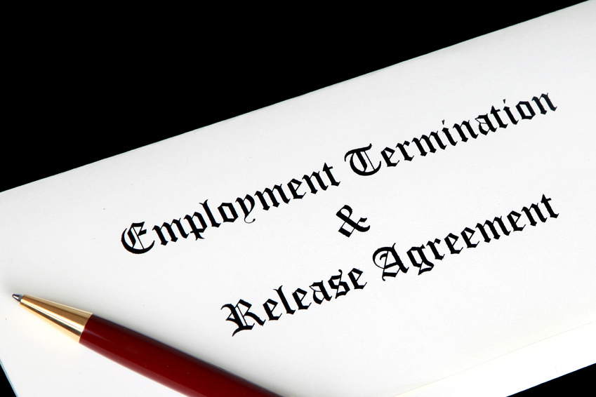 Termination Of Employment - Kelowna Human Resources